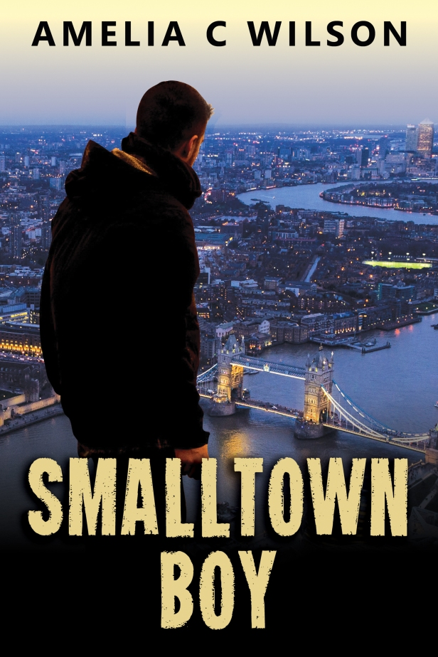 Smalltown kindle cover